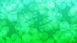 Background footages of the Green bubble