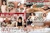 Every single circle ◎ compared with ripe man licking! Tickling & Cunni large successive cums special / Shiohe Kanna & married momo