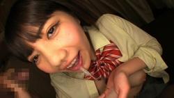 柔軟制服、清純女子ちゃんの、ジュッポジュポ音色のWおフェラ!!