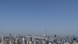 Long shot in Tokyo _ 01