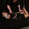 Madoka Karasuma - A Milf Wife Bound and Humiliated - Chapter 2